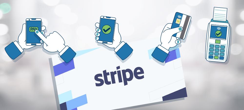 Payment Bezahl Funktionen Stripe vision2process
